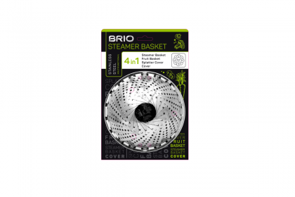 BRIO - Уред за готвене на пара