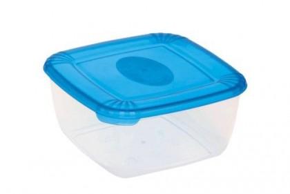 Кутия за съхранение квадрат POLAR 0.95 l 1675 PLAST TEAM
