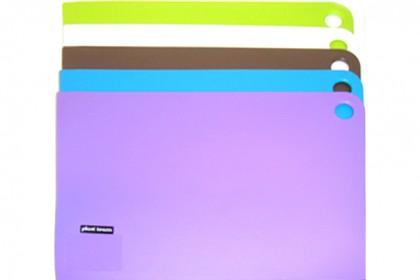 Дъска за рязане микс цветове 245х345x4.5 mm 1114 PLAST TEAM