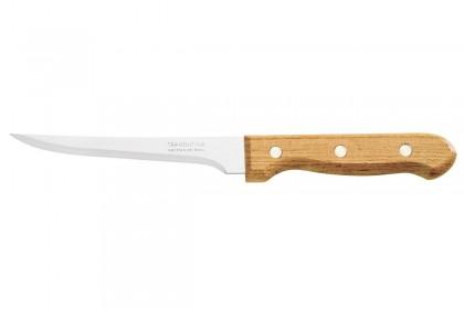 """5"""" Нож за обезкостяване с дървена дръжка"""