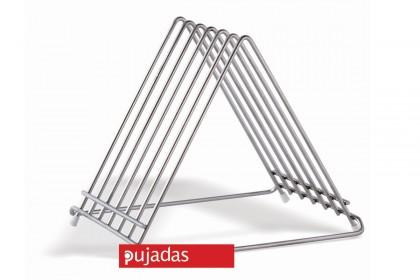 Стойка Inox за дъски за рязане 27х31х27 cm 100003 PUJADAS
