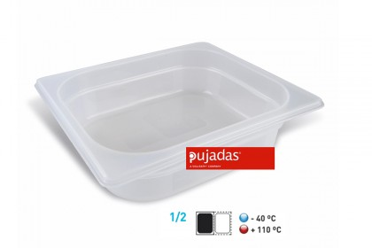 Гастронорм Полипропилен GN 1/2 100мм 1210P1 Pujadas