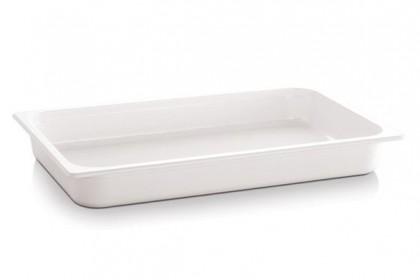 Гастронорм Меламин бяла 1/1 53х32.5х10 cm 10.6 l 84300 APS