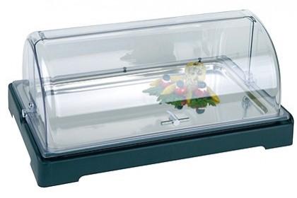 Поднос с основа за Roll Top студ.сервиране+2 бр.охладител
