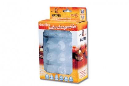 Комплект накрайници за пош 10броя 166010 Matfer