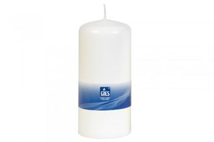 Свещ Цилиндър бяла