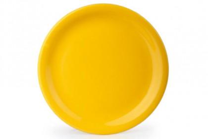 Чиния десерт 19 cm м.2783 G120 жълта 1бр CESIRO