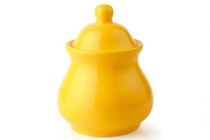 Захарница м.2573 G120 жълта CESIRO