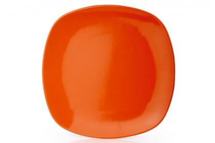 Чиния плитка 24 cm м.3093 кв. G813 оранж 1 CESIRO