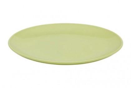 Чиния плитка 27 cm М.3220 GL.351 св.зелена 1 CESIRO