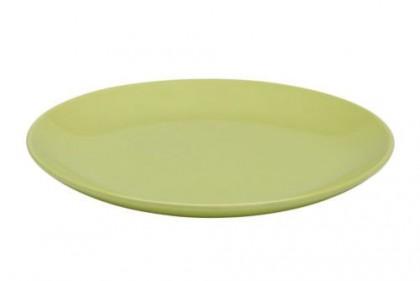 Чиния десерт 21 cm М.3220 GL.351 св.зелена 1 CESIRO