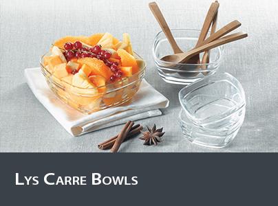 Lys-Carre-Bowls